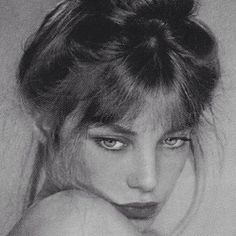 68 ideas drawing of girls sad people Pretty People, Beautiful People, Jane Birkin, Grunge Hair, Mannequins, Aesthetic Girl, Pretty Face, Character Inspiration, Portrait Photography