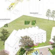 House for Urban Garden Lovers, House 13, Siegmunds Hof | die Baupiloten BDA