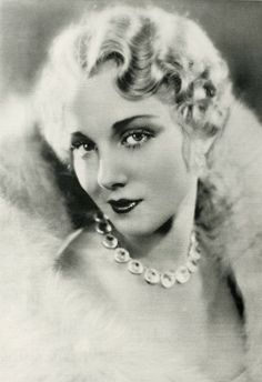 """Leila Hyams (May 1, 1905 – December 4, 1977) She only worked in Hollywood for 10 years, but she was in 50 films. Mostly remembered for being in """"Freaks"""" (1932) and """"Island of Lost Souls"""" (1932)."""
