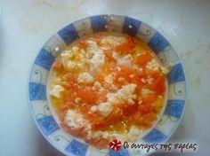 Γρήγορο μπουγιουρντί #sintagespareas Greek Recipes, Oatmeal, Appetizers, Cooking, Breakfast, How To Make, Food, The Oatmeal, Kitchen