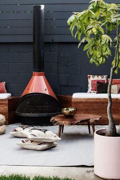 A Patio Makeover Made Easy Outdoor Rooms Outdoor Gardens Outdoor Living Outdoor