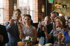 Leo and April ♥ ;) #ChasingLife #2X01 #7/6/15