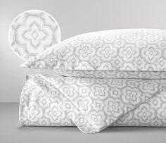 fa8035bc0a Geometric Duvet Covers - 100% Cotton Mosaic Pattern by Boll   Branch