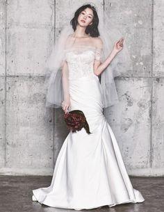 Lee Hye Jung, Jang Soo Im, Park Seul Ki by Kim Young Jun for Elle Korea Bride March 2016