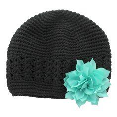 5eb9c1ce6d3 Baby Kufi Crochet Beanie Hat