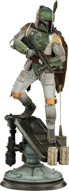 Boba Fett Premium Format™ Figure  $439.99  Click on the pictures until you get to the detail page with more info, pics, and to pre-order now!