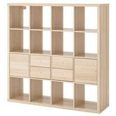 KALLAX ραφιέρα με πόρτες και συρτάρια, 191.975.96 IKEA Greece