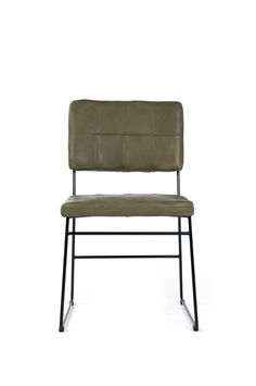 Bruce Dining Chair Royal Olive