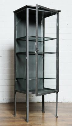 Iron Pharmacy Cabinet | Industry