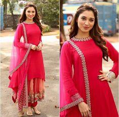 Tamanna in Sabyasachi Salwar - Indian Dresses