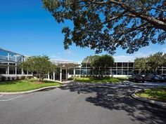 The property, nearing full occupancy, is leased to a mix of notable tenants, including WellCare, Gateway One Financial & Lending and MedHOK Health. Business Centre, Finance, Mansions, House Styles, Mansion Houses, Villas, Fancy Houses, Economics, Palaces