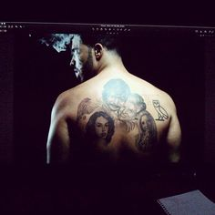 """Did you know that Drake once wrote a heartwarming letter to the late Aaliyah or that he grew up """"poor""""? If you consider yourself a die-hard Drizzy fan, then you'd already be educated with these 16 Drake facts. Drake Rihanna Tattoo, Drake Tattoos, New Tattoos, Drake Facts, Drake Artist, Owl Tattoo Chest, Robin Givens, Red Dragon Tattoo"""