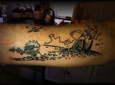 spaceman spiff tattoo  =)