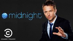 @Laura Gill - Comedy Central's new phenomenon hosted by Chris Hardwick!