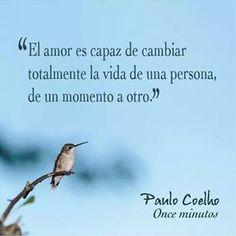 El amor es capaz de cambiar la vida de una persona