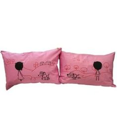 "Wedding gift:Couple Gifts Land: : ""First Impression"" Couple Pillowcases-romantic Valentines Gifts for Couples, Cute Valentines Day Gift Ideas, Good Couple Gifts for Valentines, Romantic Anniversary Gifts (Wedding Gift for the Couple)"