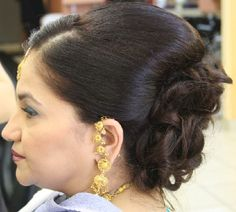 updo hairstyles for mother of the bride | Mother of the Bride Updo
