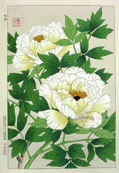 Tanigami Konan - Shin Hanga Woodblock Prints 1917