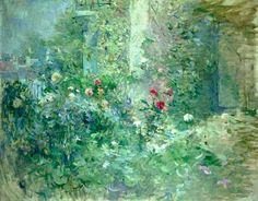 Berthe Morisot, The Garden at Bougival, Musée Marmottan Monet, Paris.