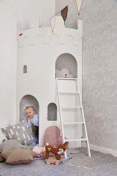 Pomysły na nieco inne prezenty - organizujemy miejsce do zabawy - Studio Barw - świat wnętrz z dziecięcych snów