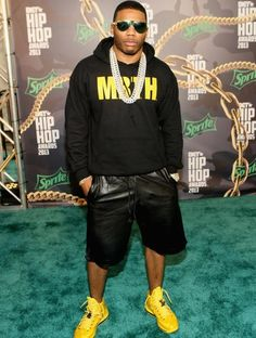 enessydaily.blogspot.com: Rapper, Nelly arrested for drugs...