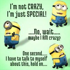 Here we have some of Hilarious jokes Minions and Jokes. Its good news for all minions lover. If you love these Yellow Capsule looking funny Minions then you will surely love these Hilarious joke. Funny Shit, Really Funny Memes, Crazy Funny Memes, Haha Funny, Funny Facts, Funny Minion Pictures, Funny Minion Memes, Minions Quotes, Funny Jokes