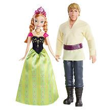 Daughter wants to go as Anna and this seems like a simple option for Kristoff costume for my son - just bring along a sven stuffie...