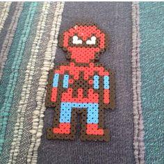 Spiderman pyssla
