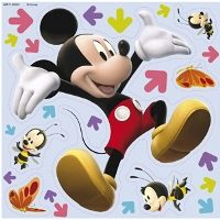Mickey Mouse 3D muurdecoratie