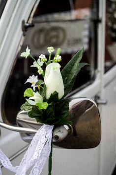 Favoriete De 7 beste afbeelding van bloemstuk auto - Wedding bouquets @DG54