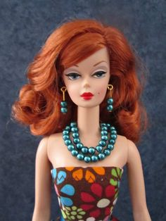 Fashion doll jewelry for Barbie by TheDesigningRose