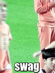 OH GOD KRIS YOU LIL' XD