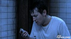Adam (Leigh Whannell) Saw Saw Series, Saw Film, Horror Movies, Great Quotes, Handsome, Tape, Fictional Characters, Horror Films, Scary Movies