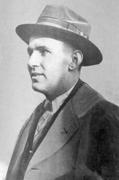 """Carl Shelton of the Shelton Brothers Gang.  The Shelton Brothers Gang was an early Prohibition era bootlegging gang based in southern Illinois. They were the main rivals of the famous bootlegger Charles Birger. In 1950, the Saturday Evening Post described the Sheltons as """"America's Bloodiest Gang"""". Ancestors of the Shelton Brothers Gang trace their roots back to Ireland, under the surname """"Hunter"""". There are still some descendants living in the St. Louis area today.  Formed by Carl (born…"""