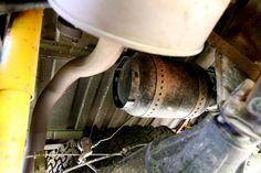 2001 Toyota Tacoma :: Expedition Overland Vehicle Builds - Use an old propane tank as an air tank.