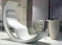 Contemporary Rocking Lounger, Couch & Chair Collection | Designs & Ideas on Dornob