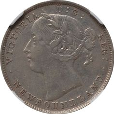 1 Coin Only 1947-C Newfoundland 10 Cent Circulated Many Available Silver!