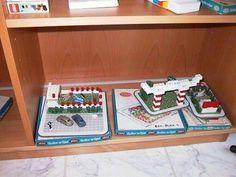 LEGO Prototypes from an Danisch auction Van Lego, Vintage Lego, Toy Chest, Auction, Toys, Storage, Home Decor, Historia, Lego Ideas