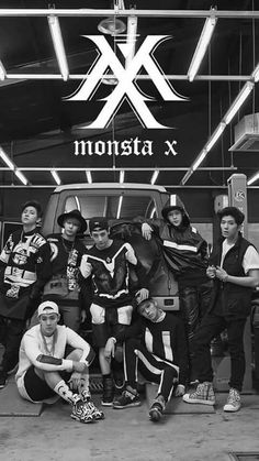 Wallpaper Monsta X