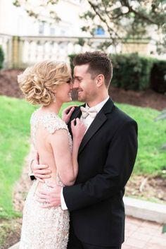 A Pantone-Influenced Style Shoot at a Historic Venue   WeddingDay Magazine