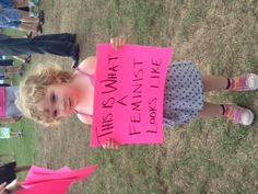 We are proud to #standwithNCwomen, no matter how small!