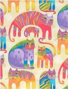 More Rainbow Cats....