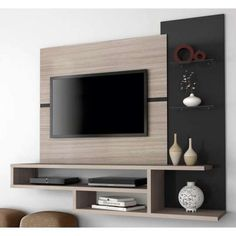 Trendy modern furniture design tv walls home decor 54 ideas Furniture Design Modern, Modern Furniture, Tv Stand Designs, Modern Tv Wall Units, Tv Wall Design, Tv Room Design, Furniture Design, Living Room Tv