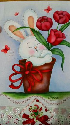 Happy Easter, Easter Bunny, Beautiful Mosques, Easter Wreaths, Clipart, Decoration, Rabbit, Quilts, Canvas