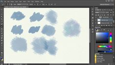 Painting with Brushes in Photoshop by Draw with Jazza 22,755 views     13 VIDEOS  Watercolor Painting in Photoshop CS...CS6 by SceneShifts 2...
