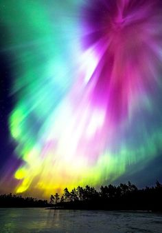 Northern Lights | sky | | night sky | | nature |  | amazing nature |  #nature #amazingnature  https://biopop.com/