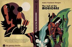 Joaquín Pertierra. Portada The last of the Mohicans. Star Young Classics. 1973