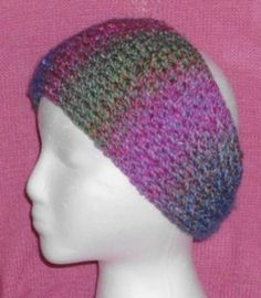 Loom+Knitting+Hat+Patterns   Half Hat   Viva Loom
