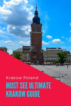 Check out our ultimate Krakow travel guide to learn top tips you need to plan your Krakow trip.