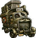 Metal Slug Game Vehicles